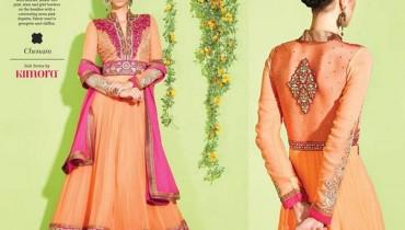 Mansha Party Dresses 2014 For Women 0010