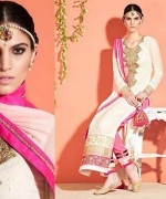 Mansha Party Dresses 2014 For Women 002