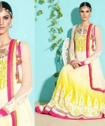 Mansha Party Dresses 2014 For Women 004