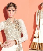 Mansha Party Dresses 2014 For Women 007