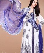 Mausummery by Huma Summer Dresses 2014 for Women001