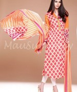 Mausummery by Huma Summer Dresses 2014 for Women003