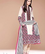 Mausummery by Huma Summer Dresses 2014 for Women012