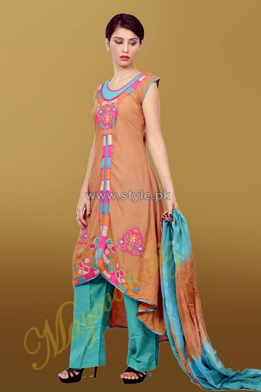 Maysoon Summer Dresses 2014 For Women 4