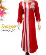Meeshan Summer Dresses 2014 For Women 0010