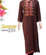Meeshan Summer Dresses 2014 For Women 007