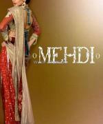 Mehdi Bridal Wear Dresses 2014 For Women 1