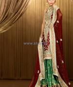 Mehdi Bridal Wear Dresses 2014 For Women 2