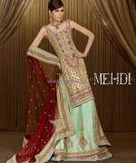 Mehdi Bridal Wear Dresses 2014 For Women 5