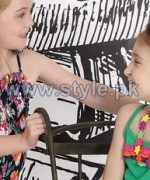 Minnie Minors Summer Dresses 2014 For Kids 9