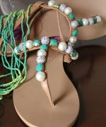 Nadiya Kassam Summer Footwear Collection 2014 For Women 006