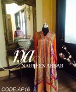 Naureen Arbab Summer Dresses 2014 For Women 0011