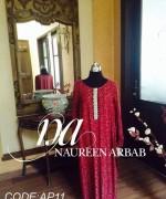 Naureen Arbab Summer Dresses 2014 For Women 0012
