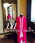 Naureen Arbab Summer Dresses 2014 For Women 0014