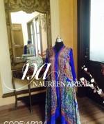 Naureen Arbab Summer Dresses 2014 For Women 002