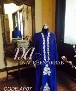 Naureen Arbab Summer Dresses 2014 For Women 005