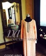 Naureen Arbab Summer Dresses 2014 For Women 007