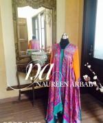Naureen Arbab Summer Dresses 2014 For Women 008