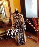 Naureen Arbab Summer Dresses 2014 For Women 009