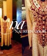 Naureen Arbab Summer Dresses 2014 For Women