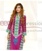 Needle Impressions Ready to Wear Lawn Dresses 2014 for Women001