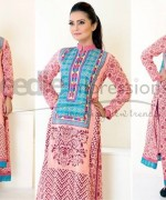 Needle Impressions Ready to Wear Lawn Dresses 2014 for Women004