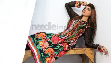 Needle Impressions Summer Dresses 2014 For Women 006