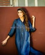 Nida Ali Summer Dresses 2014 For Girls 1
