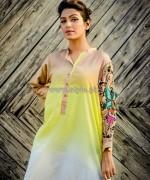 Nida Ali Summer Dresses 2014 For Girls 3