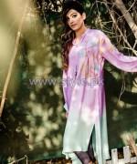 Nida Ali Summer Dresses 2014 For Girls 4