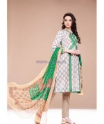 Nishat Linen Lawn Prints 2014 For Summer 1
