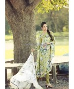 Nishat Linen Lawn Prints 2014 For Summer 2