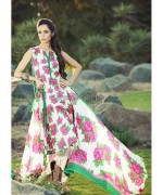 Nishat Linen Lawn Prints 2014 For Summer 4