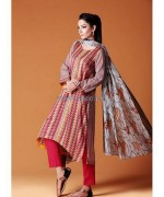 Nishat Linen Lawn Prints 2014 For Summer 5