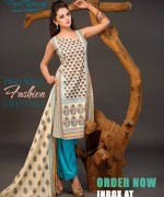 Nukshi Embroidered Dresses 2014 for Women002