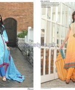 Orient Textiles Summer Dresses 2014 2nd Edition 4