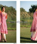 Orient Textiles Summer Dresses 2014 2nd Edition 6