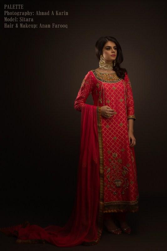 Palette Party Dresses 2014 For Women 001