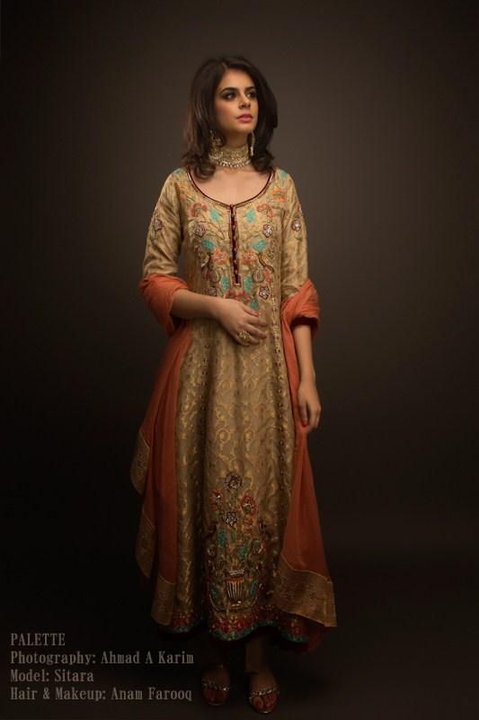 Palette Party Dresses 2014 For Women 008