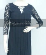 Phatyma Khan Casual Dresses 2014 For Women 003