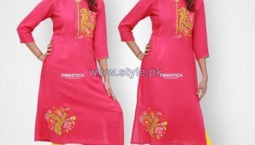 Pinkstich Summer Dresses 2014 For Women 3
