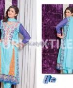 Puri Textiles Lawn Dresses 2014 Volume 2 10