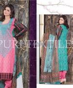 Puri Textiles Lawn Dresses 2014 Volume 2 6