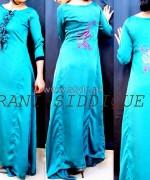 Rani Siddique Summer Dresses 2014 For Girls 1