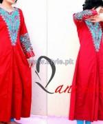 Rani Siddique Summer Dresses 2014 For Girls 2