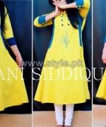 Rani Siddique Summer Dresses 2014 For Girls 3