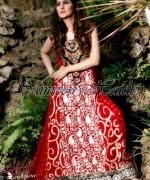 SamreenHaider Party Dresses 2014 For Summer 1