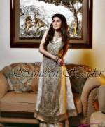 SamreenHaider Party Dresses 2014 For Summer 2