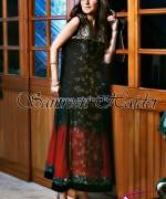 SamreenHaider Party Dresses 2014 For Summer 4