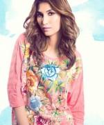 Sanam Chaudhri Summer Dresses 2014 for Women004